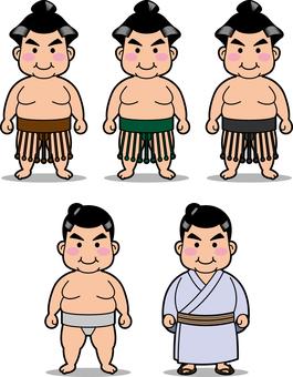 Mr. Sumo! 1