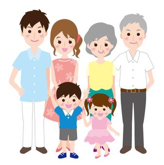 Summer Family Family Two Households