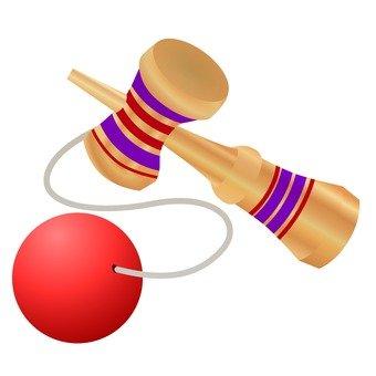 Sword ball