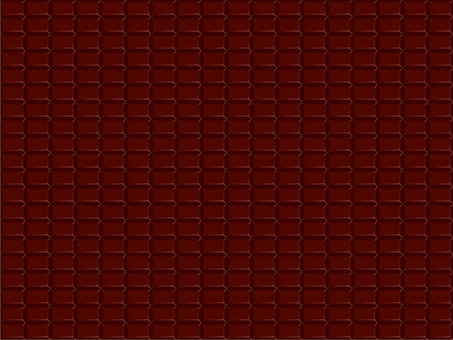 Plate chocolate background material