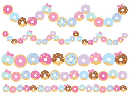 Donut line