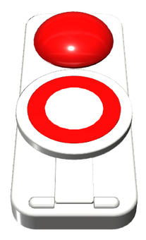 Fast-press button