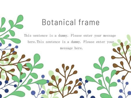 Leaf frame
