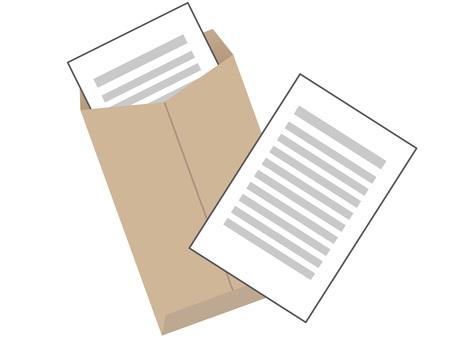 60721. 서류 봉투