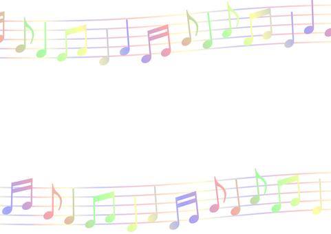 Music Frame 2-1
