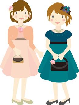 Party women