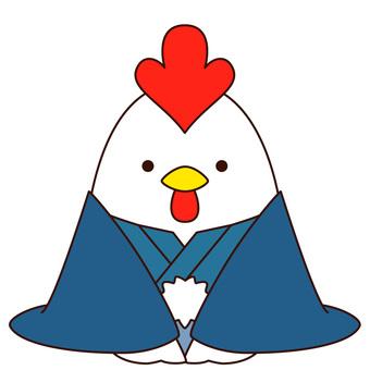Hakama's chicken