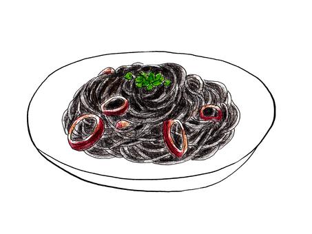 Ikasimi pasta