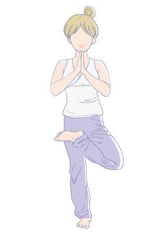 Yoga Women 6