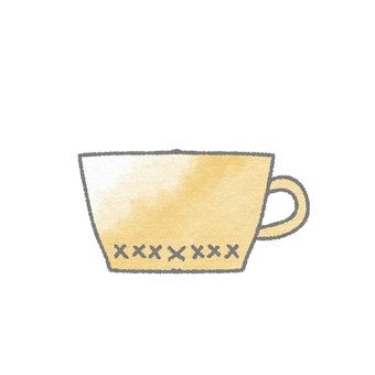 Cup (yellow)