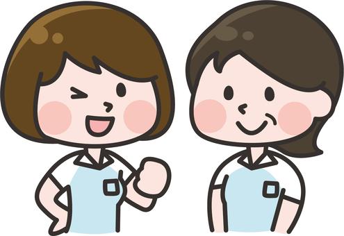 Nursing women's 2