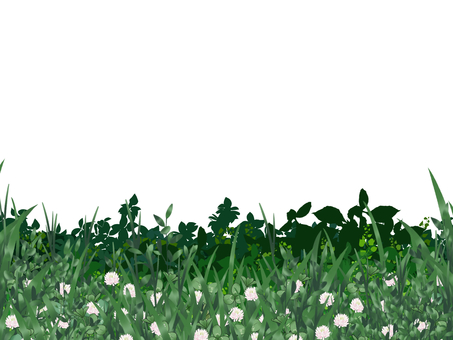 잔디 배경