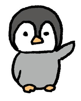 企鵝的孩子