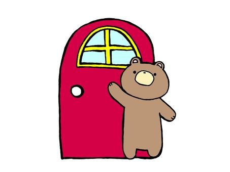 Doors and Bears 3 of 2