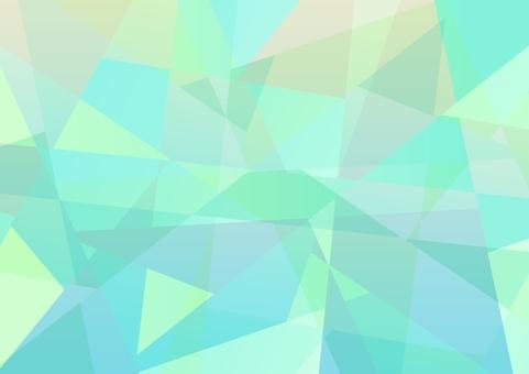 Crystal pattern background 1