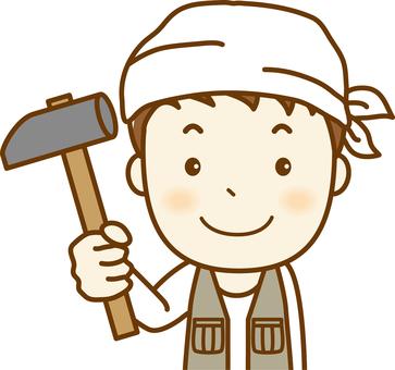 """Carpenter"" DIY 10 up"