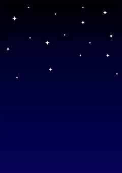 01 Simple Starry Sky