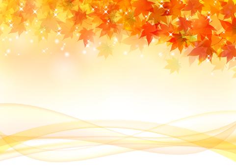 Fall image material 9