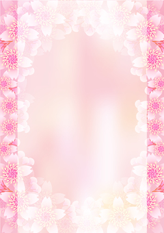 Cherry Blossoms & Board 21