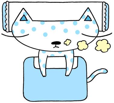 Cat character · Good night