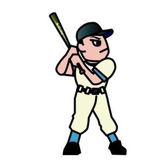 Staying batter