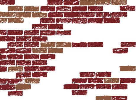 Background - Brick gaps