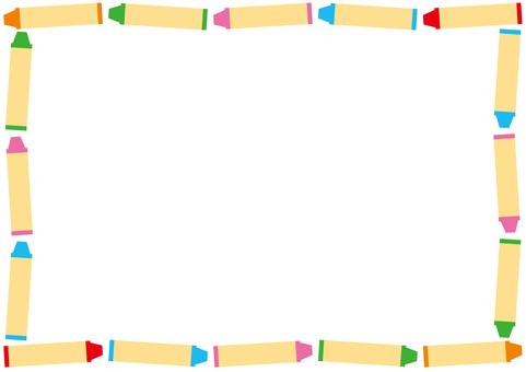 Frame - Crayon