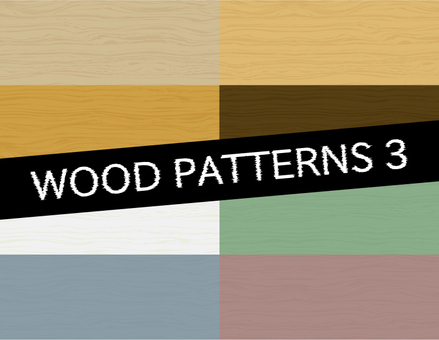 Wood grain pattern 3_ plate without anchors