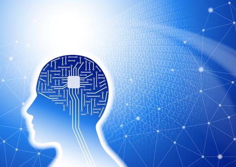 人工智能圖像背景