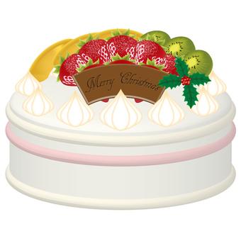 Christmas cake fruit cake