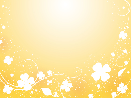 Background yellow - Clover