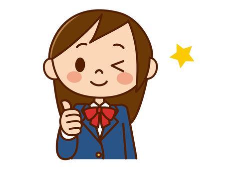 School girls - Like!