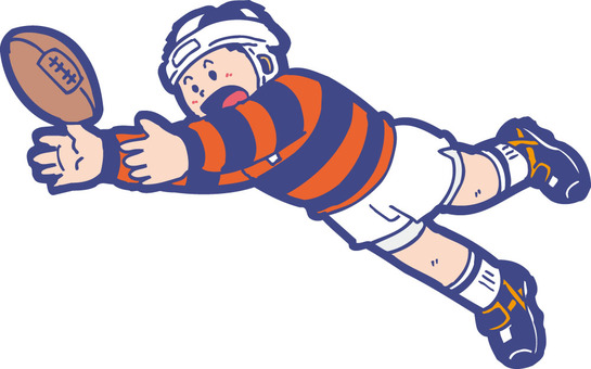 Rugby boy 2