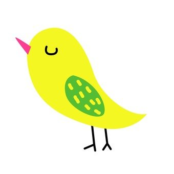 Yellow bird 1