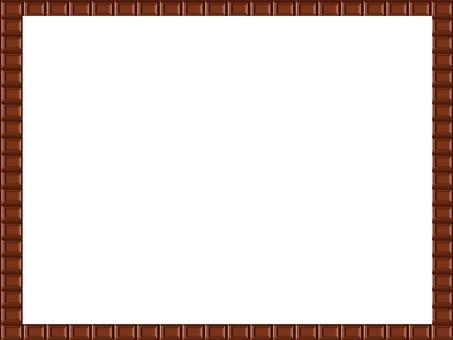 板チョコフレーム