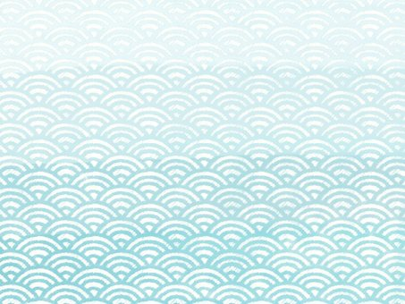 Texture Background material Printmaking Wind Qinghai wave Blue