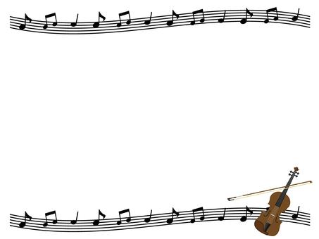 바이올린의 테두리 2