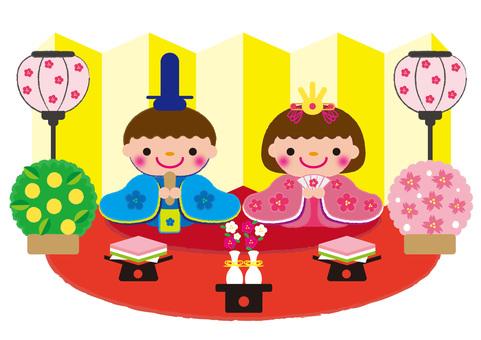 Japanese-doll_ Hina Festival 1