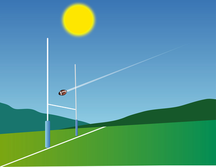Rugby's pole