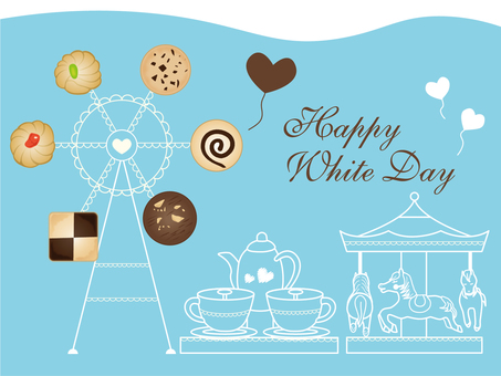 White Day material 2