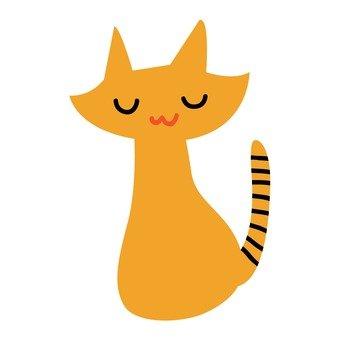 黃Osumashi貓