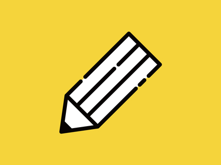 Big icon pencil