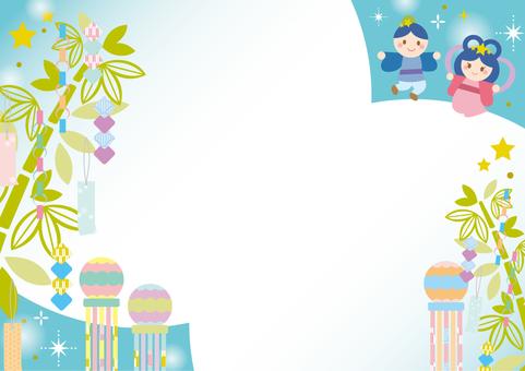 Tanabata frame_01