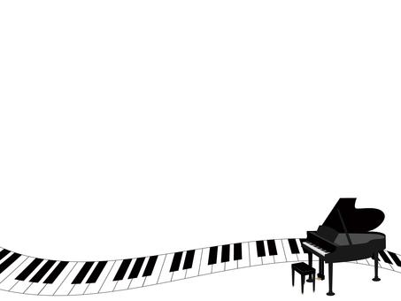 피아노의 테두리 3
