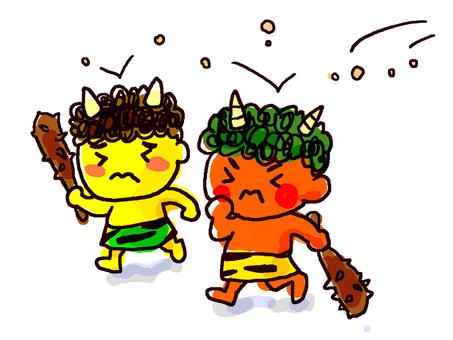 Oni of Setsubun
