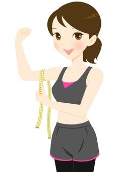 Diet image (3) Upper arm