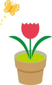 Free tulip cute 06