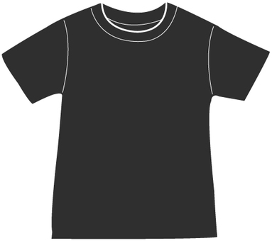 T-shirts silhouette