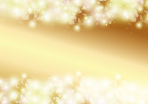 Gold sparkling 2