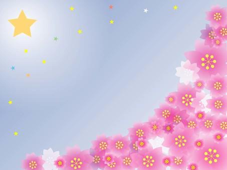벚꽃 - 얇은